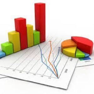دانلود پروژه آماری با موضوع نمرات درس ریاضی