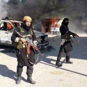 دانلود رایگان مقاله بررسی علل و عوامل شکل گیری و گسترش داعش