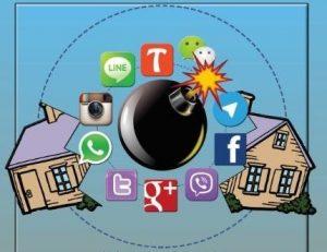 خرید و دانلود تحقیق خطرات فضای مجازی بر جوانان