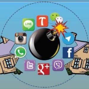 دانلود تحقیق خطرات فضای مجازی بر جوانان