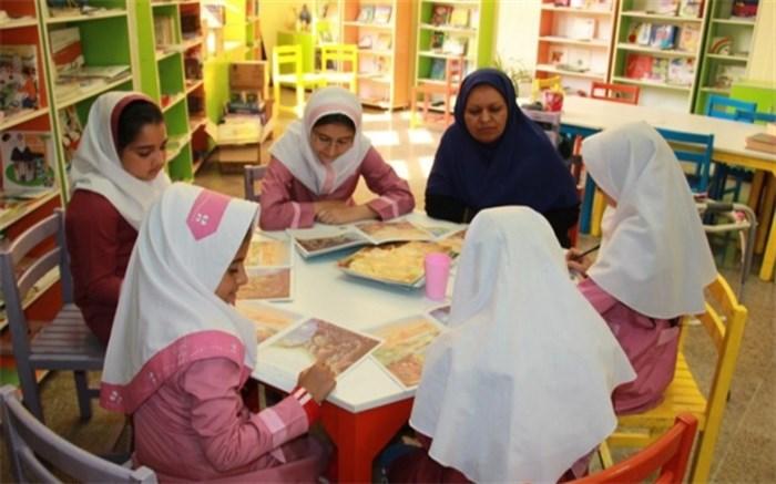 اقدام پژوهی پرورش خلاقیت دانش آموزان دوره ابتدایی از راه آموزش مهارت فکری مانند حل مسئله استدلال و تفکر استقرایی