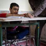 اقدام پژوهی چگونه توانستم به دانش آموزم محمد که دارای مشکل جسمی بود در پیشرفت تحصیلی کمک کنم؟