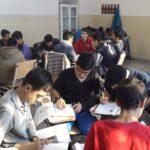 گزارش تخصصی ایجاد انگیزه برای یادگیری دانش آموزان خوابگاهی در درس زبان انگلیسی