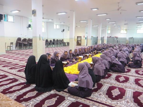 گزارش تخصصی راهکارهای عملی در زمینه نماز – قرآن و راهبردهای پرورشی در مدرسه