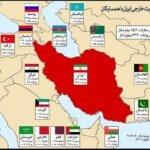 پاورپوینت همسایگان ایران