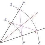 دانلود طرح درس روزانه رياضي پايه چهارم رسم نيمساز