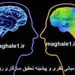 دانلود مبانی نظری و پیشینه تحقیق سازگاري روانشناختي