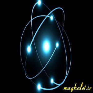 تحقیق در مورد اتم ها